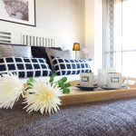 Home staging - Detalle cama matrimonio